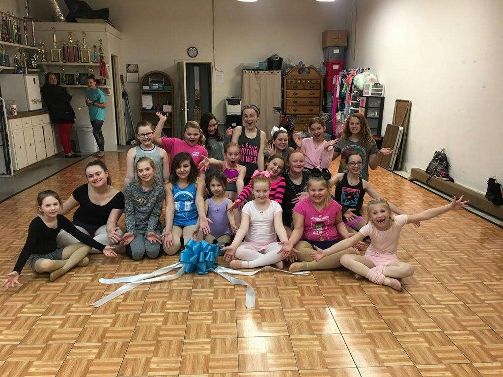 Releve Academy of Performing Arts loves the new Oak SnapLock Dance Floor.