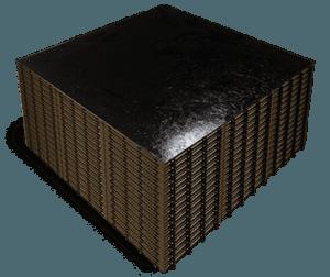 Slate Black Stack