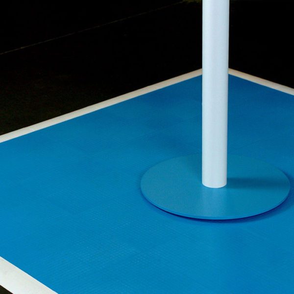 Base Floor in a custom color at a Windows event