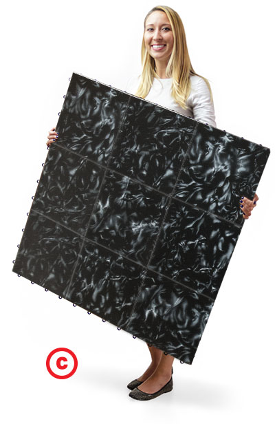 Luxury Black Marble