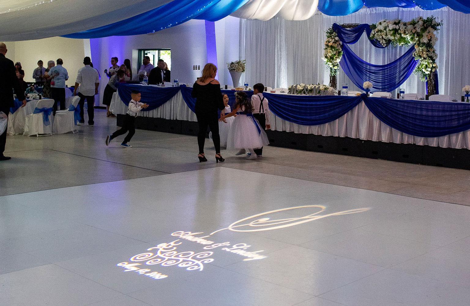 Special Event Rental and dance floor